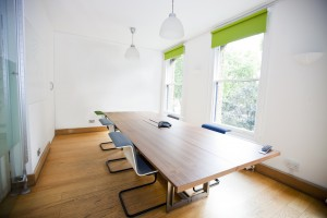 Five things to consider when looking for your business's first office space in Derby