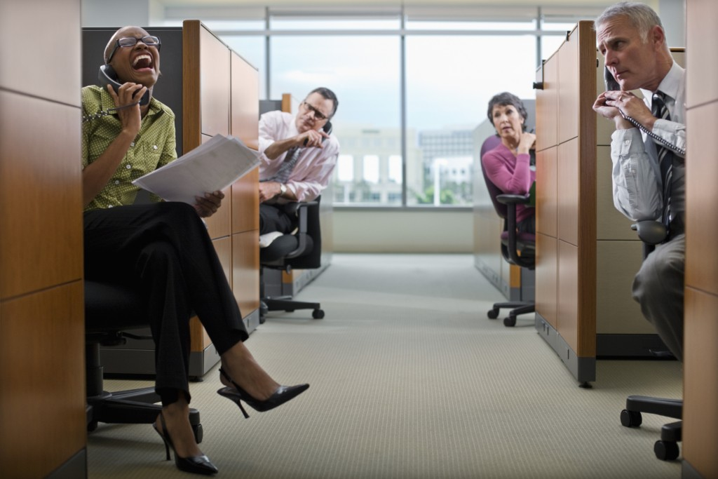 How Office Noise Can Affect Staff More Than You Think