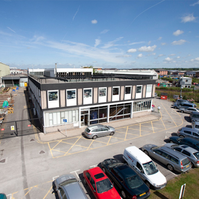 Derwent House: High quality office space in Derby