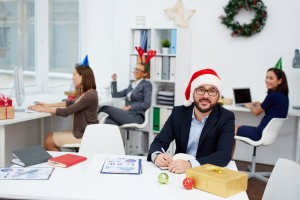 rent a new office space before christmas