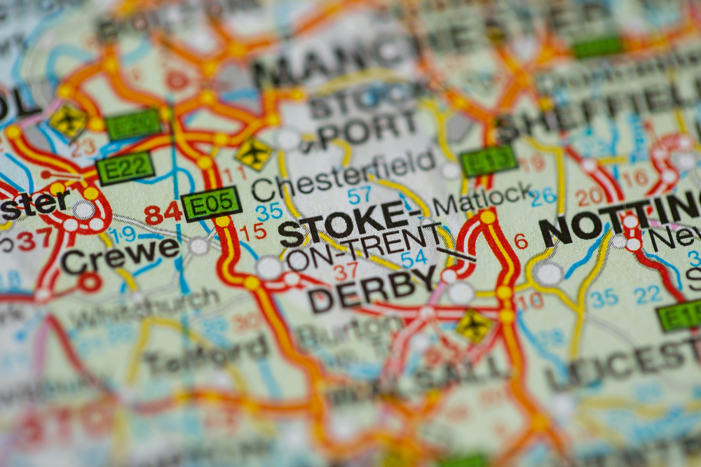What Benefits Does Derby Have as A Business Base?